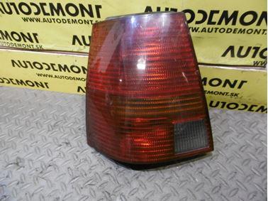 1J9945075P 1J9945095P - Ľavé zadné svetlo - VW Golf 4 Variant 1998 - 2006