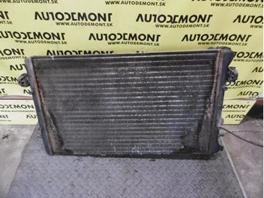 1J0121253N 1J0121253AT 1J0121253AD 1J0129619 1J0129619A - Chladič vody - VW Golf 4 1998 - 2006 Bora 1999 - 2005