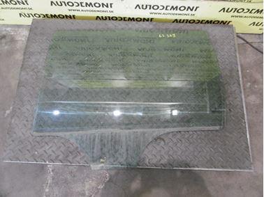 3B9845025 - Ľavé zadné sklo - VW Passat Variant 1997 - 2005