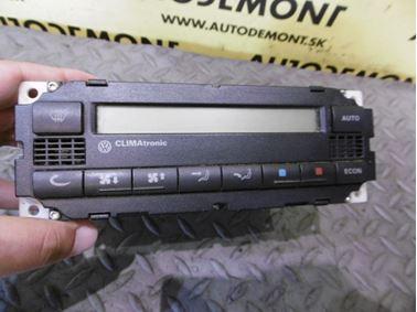 1J1907044 - Klimatronik - ovládanie kúrenia